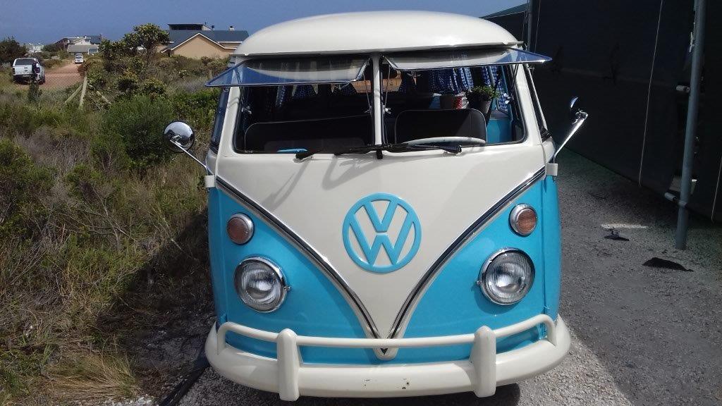 BITCOIN ACCEPTED - 1965 VW splitwindow camper kombi (Volkswagen combi)