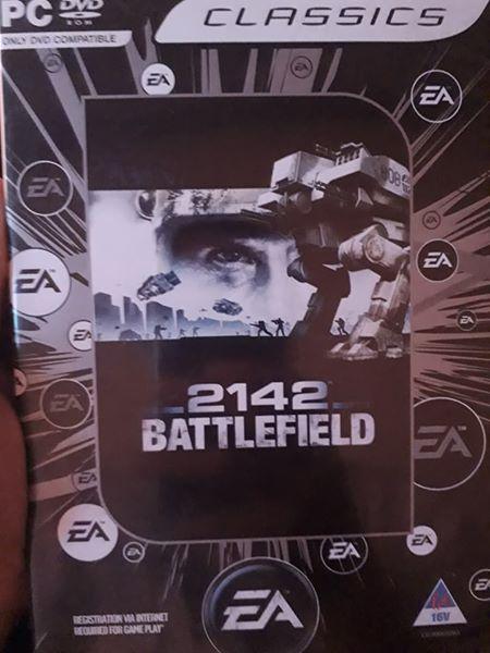 2142 Battlefield game