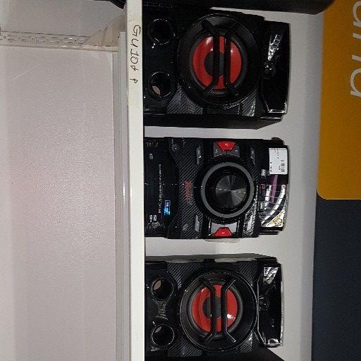 LG XBOOM sound system