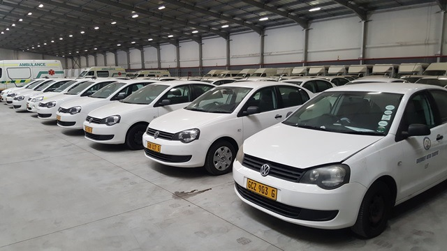 Government Motor Transport - Sale 12