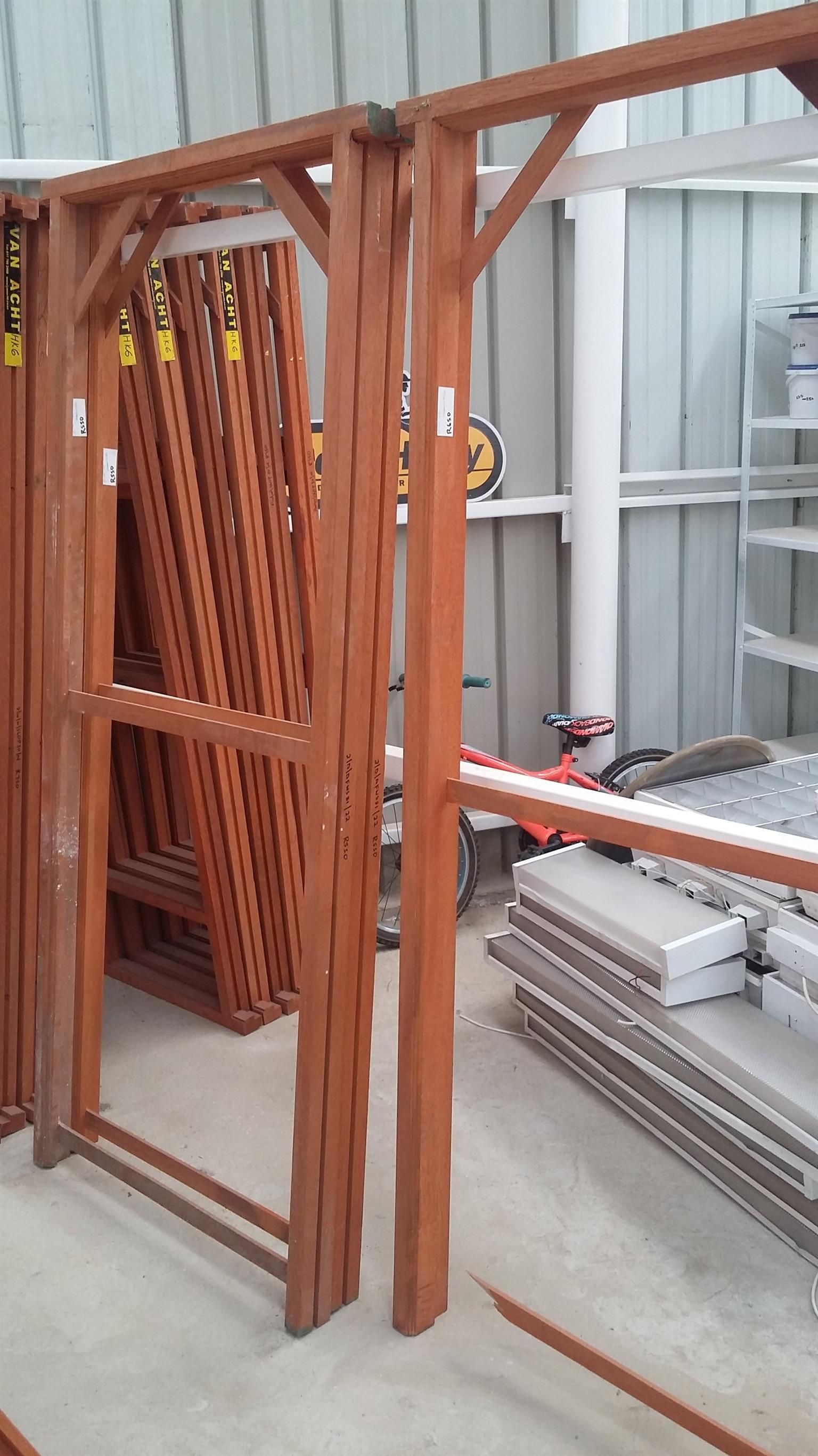 New Wooden Door Frames