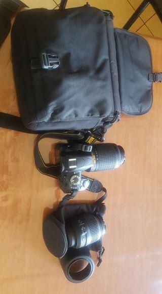 D3100 kamera
