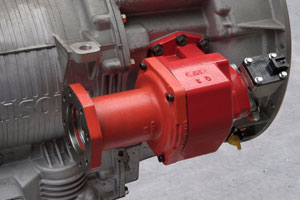 PTO installation for all trucks onsite at low prices