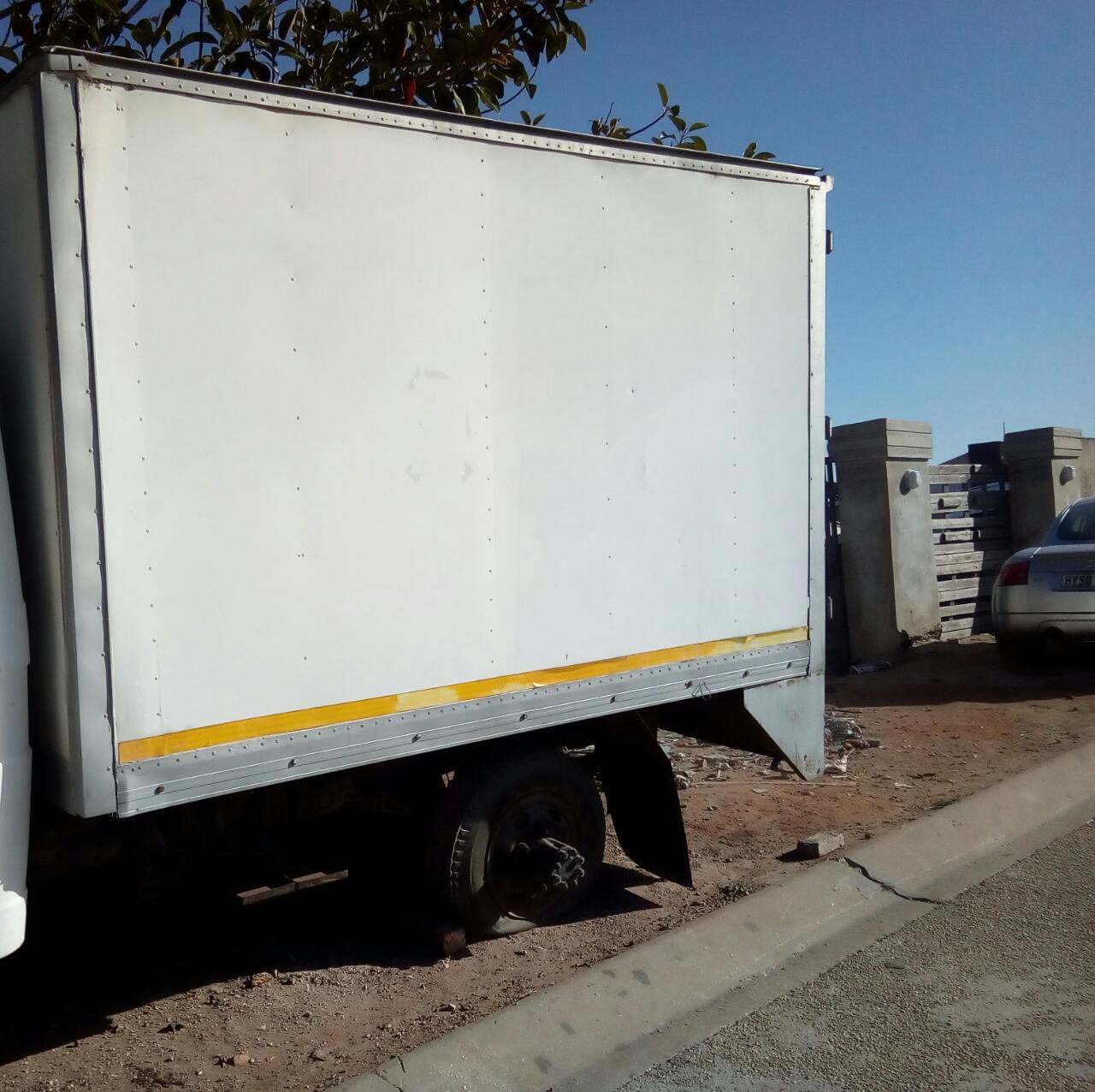 LOADBODY for 4 ton truck