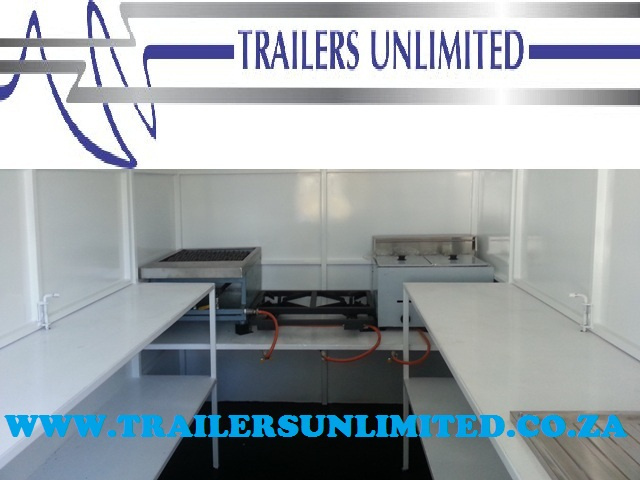 TRAILERS UNLIMITED THE BEST MOBILE KITCHEN IN AFRICA.