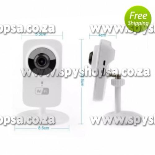 Black Friday Sale | Indoor WiFi Nanny Camera for Smartphones