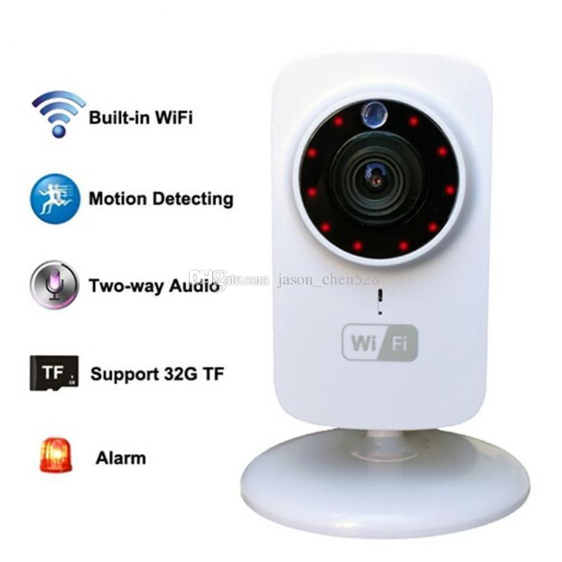 Black Friday Sale | Indoor WiFi Nanny Camera for Smartphones