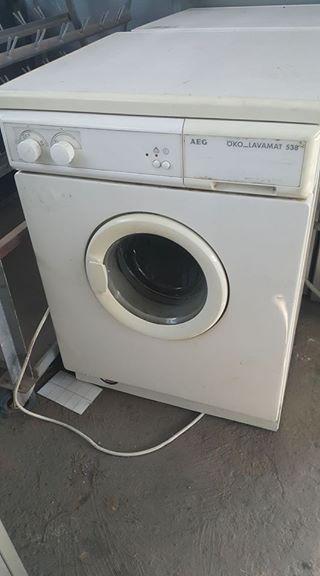 Aeg washing masjien