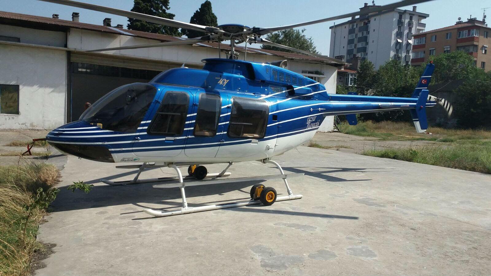 1998 Bell 407