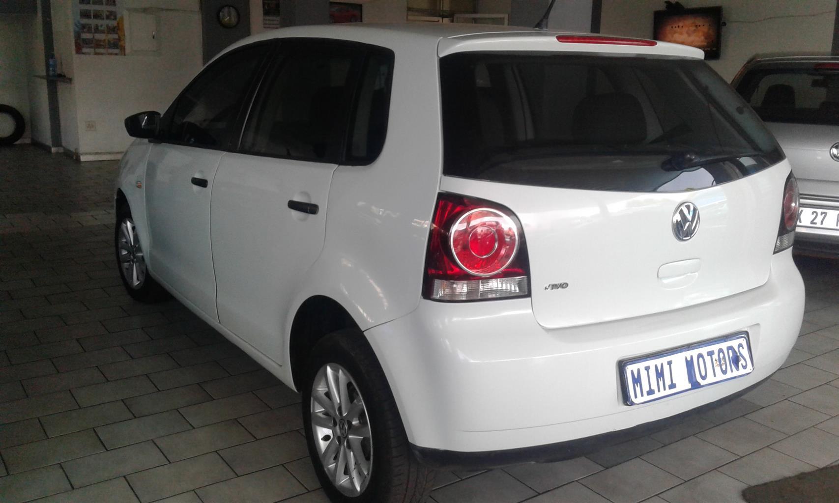 2015 VW Polo Vivo hatch 1.4 Conceptline