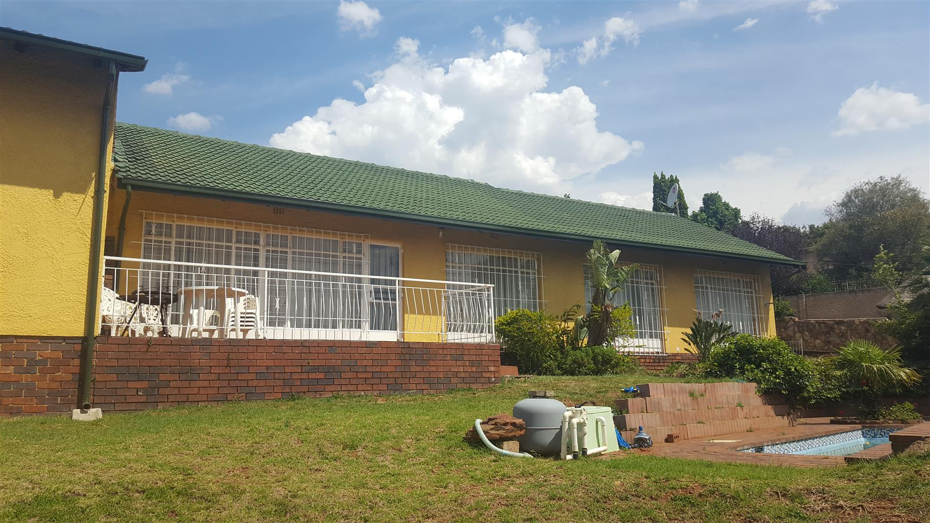 Outstanding 3-bedroom house available in Wilropark