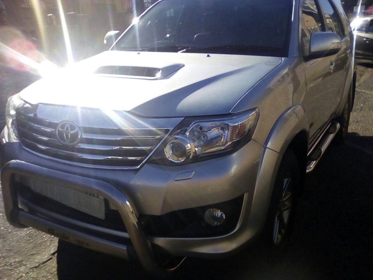 2013 Toyota Fortuner 3.0D 4D 4x4 automatic