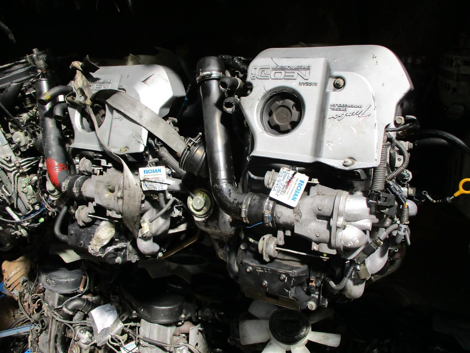 Nissan Caravan 3.0T Engine for Sale