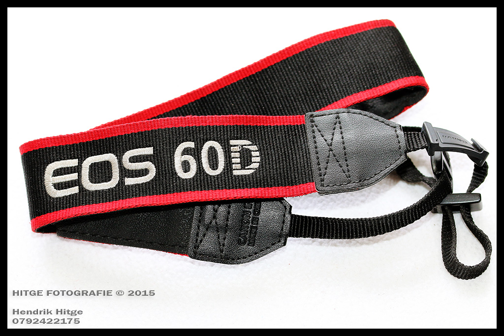 Canon EOS 60D - Neck Strap