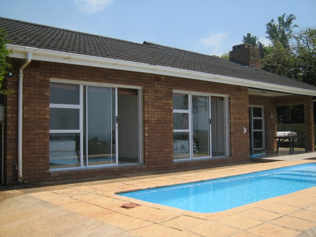 3 Bedroom,2 Bathroom Face Brick Home with Uninterrupted Sea Views for sale in Port Edward