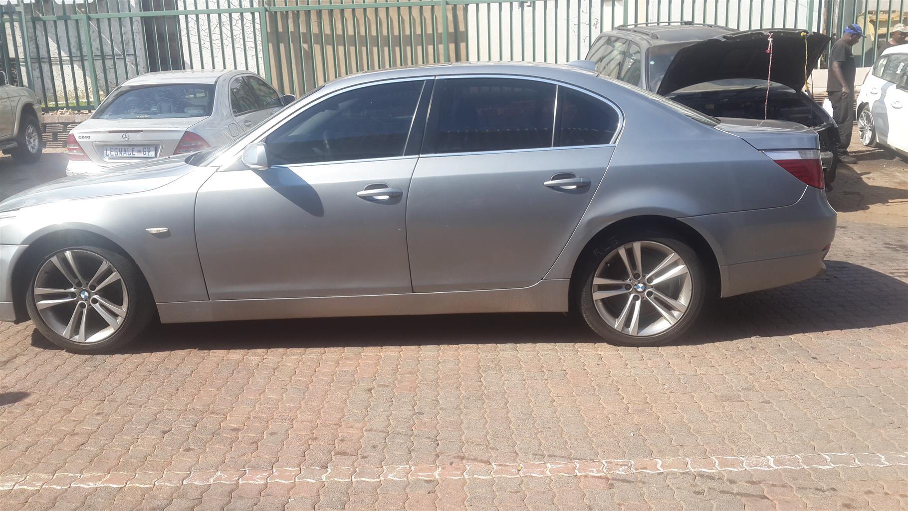 BMW E60 525I Spares For Sale