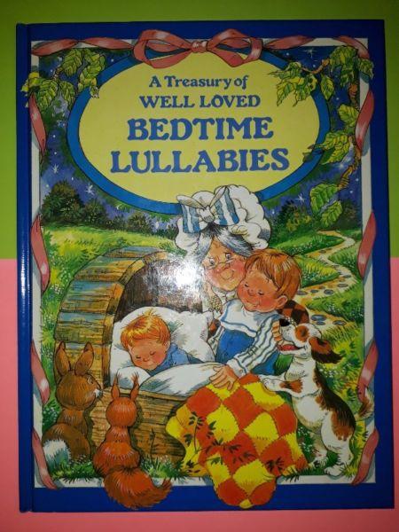 A Treasury Of Well Loved Bedtime Lullabies - Grandreams.