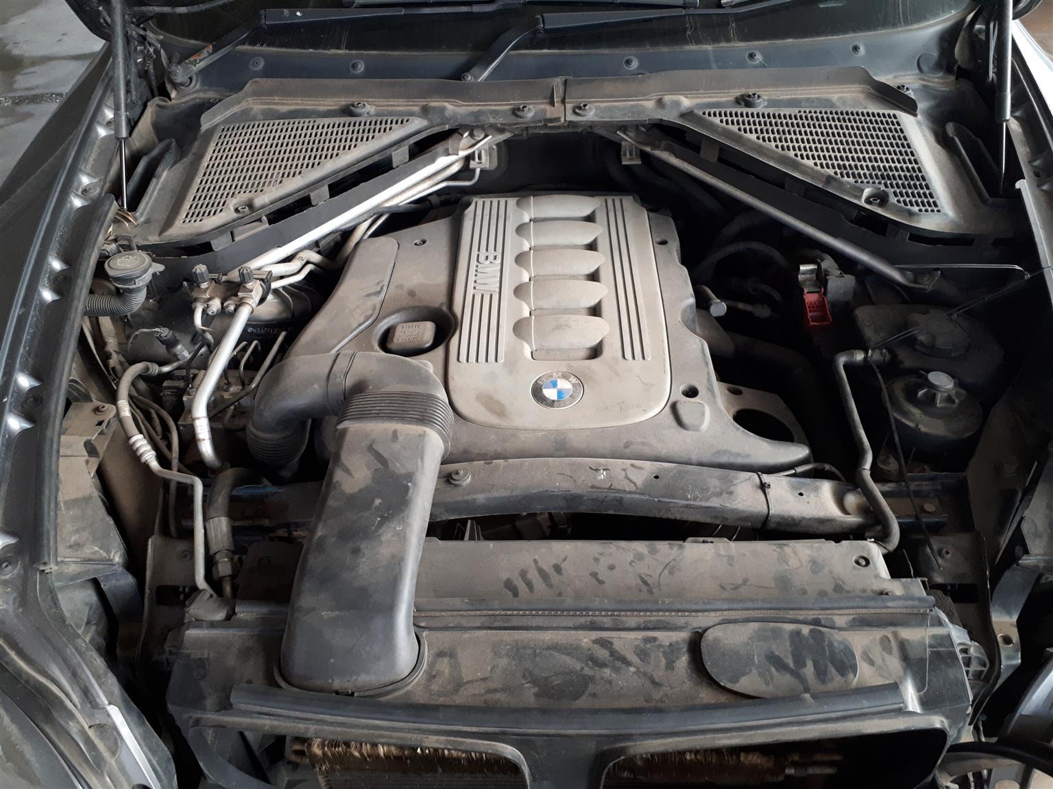 BMW X5 E70 3 0D N57 N2 ENGINE & MORE!! | Junk Mail