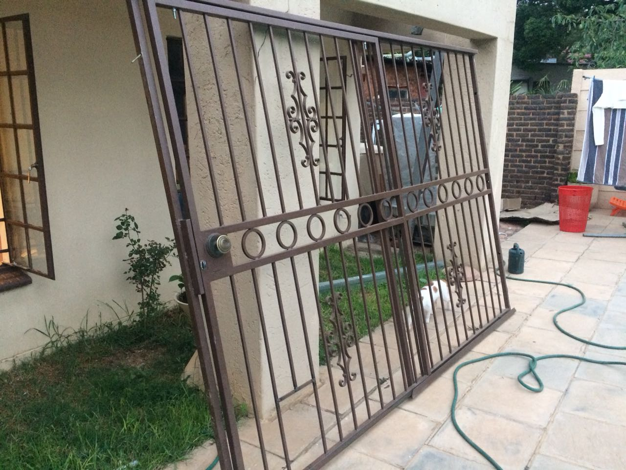 Steel gate for sale