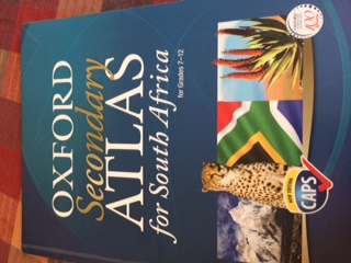 Grade 7-12 Oxford Secondary Atlas