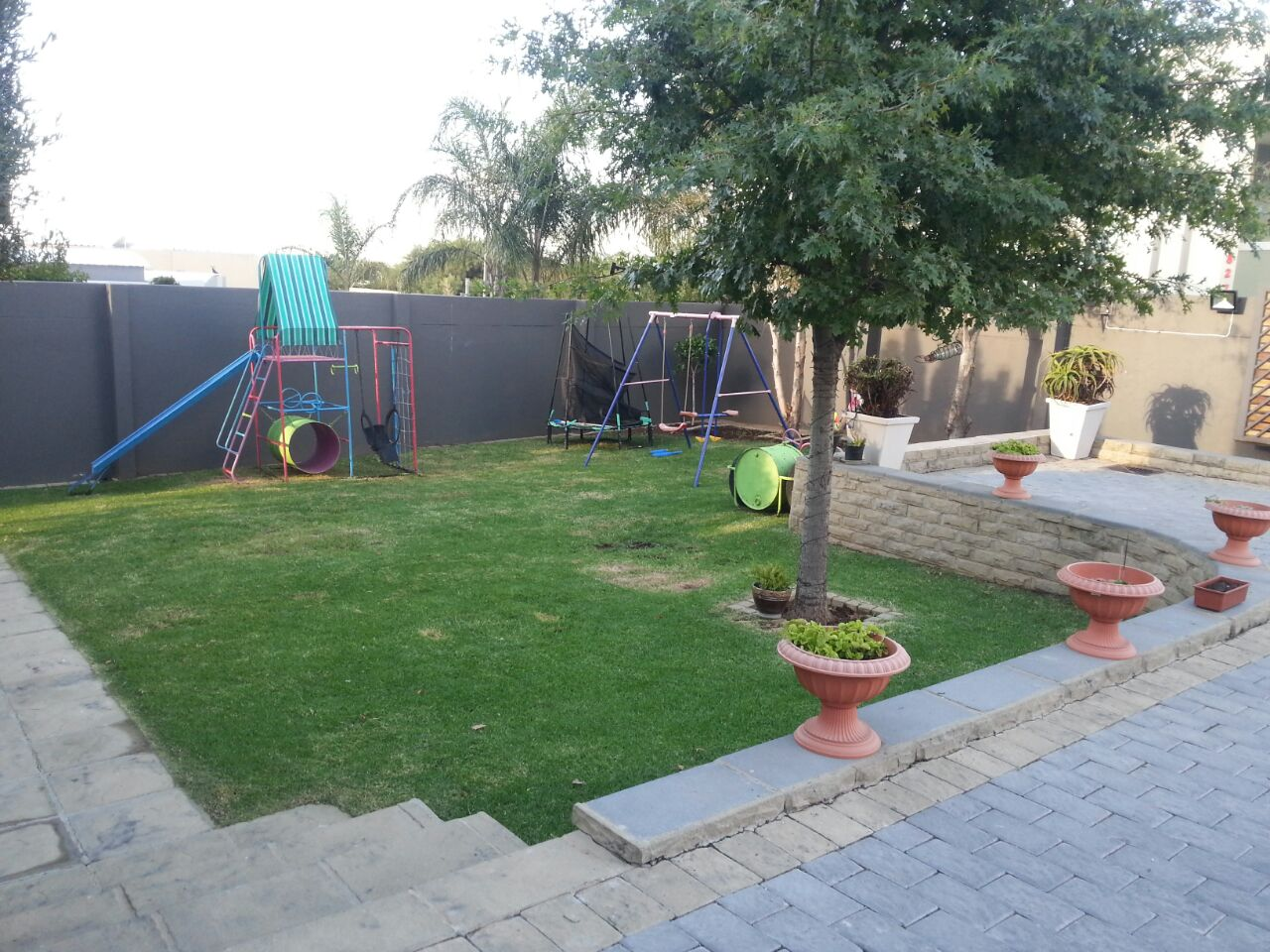 Landscaping tree felling paving and garden services for Tree and garden services