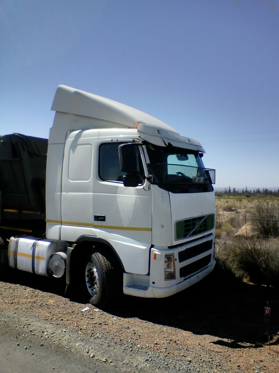 VOLVO HORSE 440FH SERIES 2 WITH HYDRAULICS SYSTEM