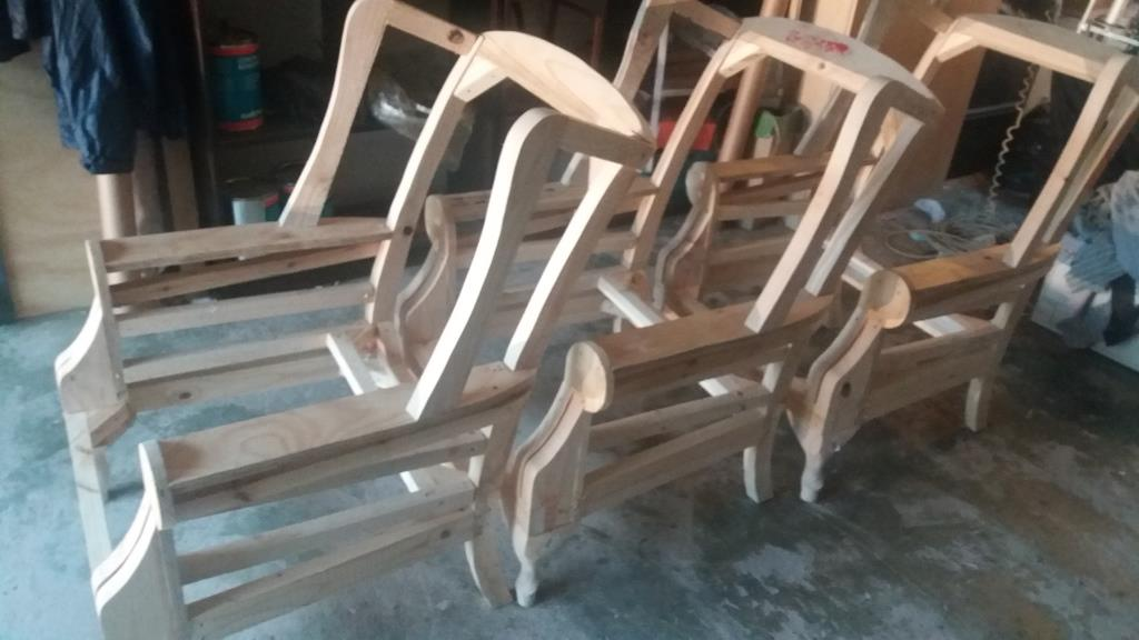 Wingback and Tub Chair FRAMES for Sale | Junk Mail