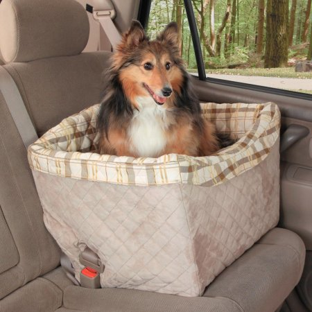 Jumbo Tagalong pet booster seat [Solvit]