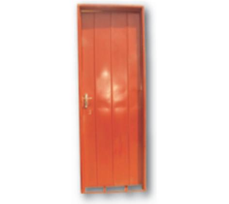 Steel Combination Door