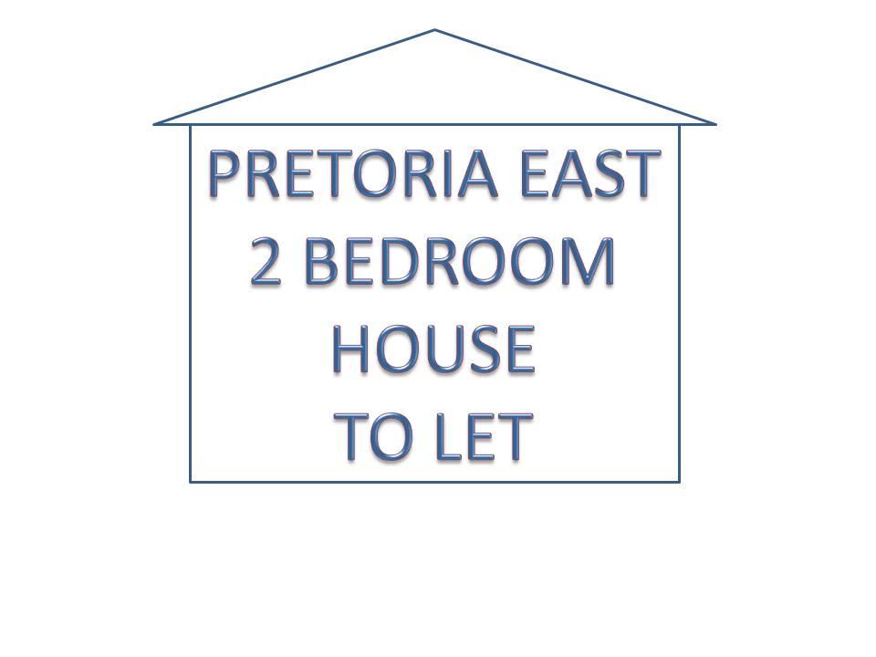 Pretoria East House to let
