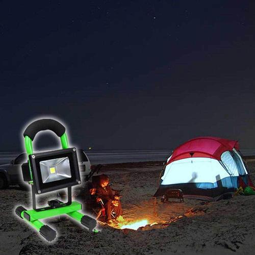 10w Rechargeable Portable Work Lamp