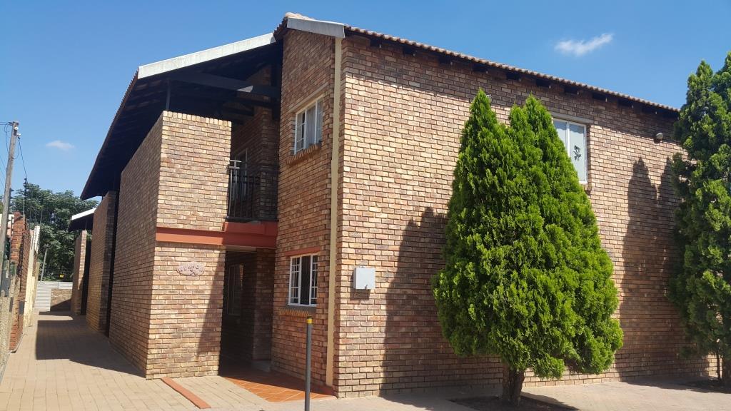 Groound floor flat in Pretoria North