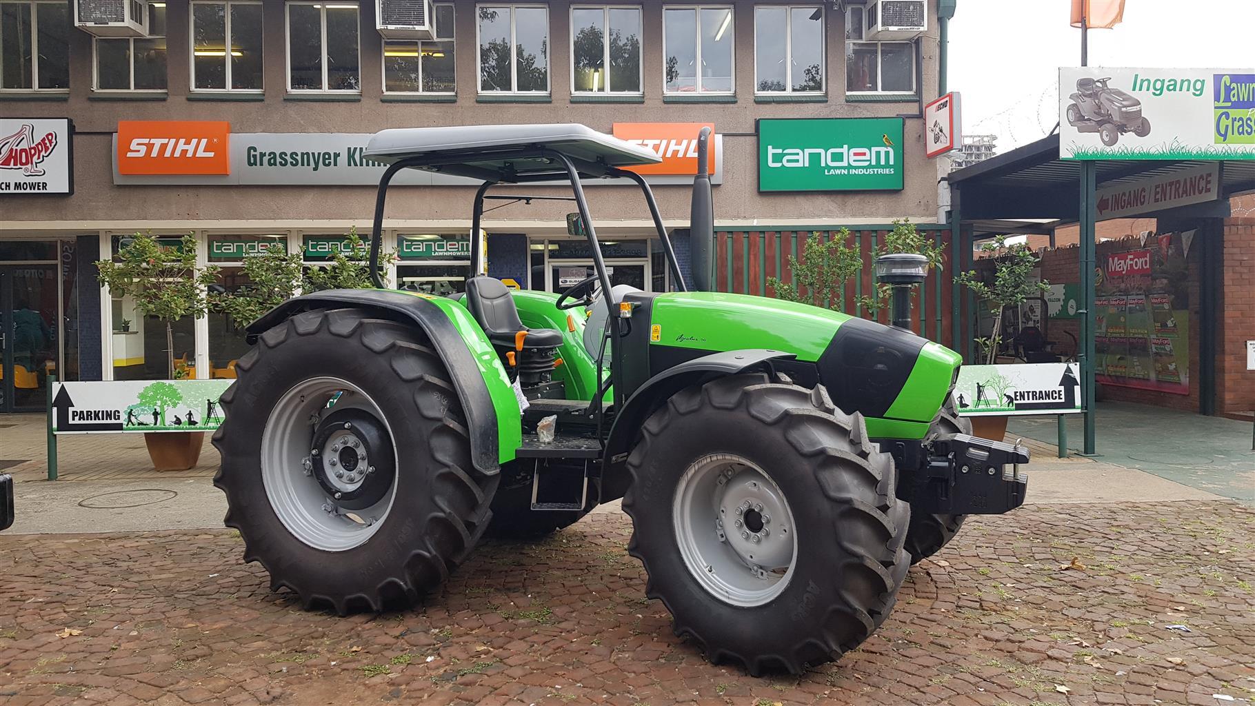 Deutz-Fahr Argolux 90 4WD Tractor