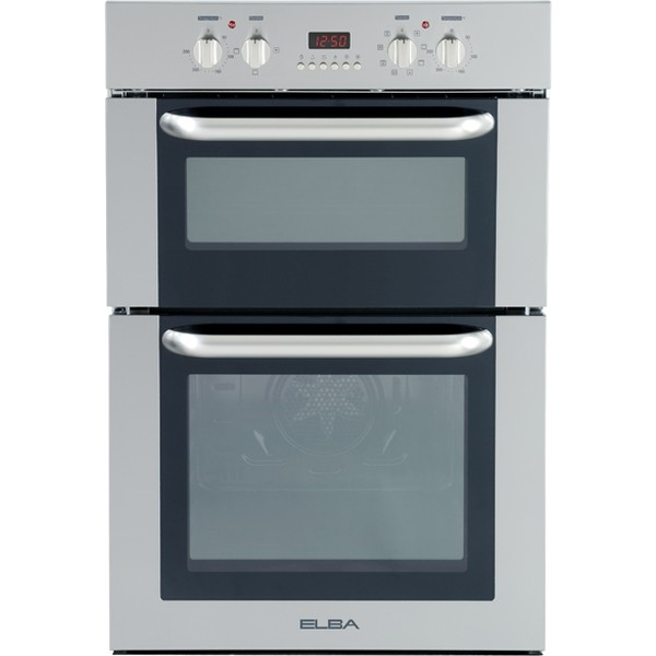 ELBA 60CM STAINLESS STEEL MULTIFUNCTION ELECTRIC OVEN - 02/911-800X