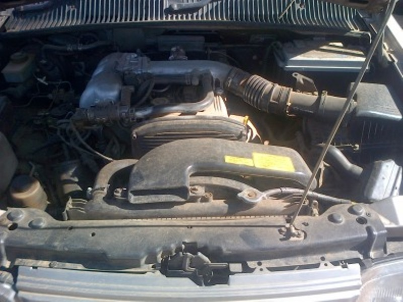 Sportage 4x4 automatic for stripping of parts.