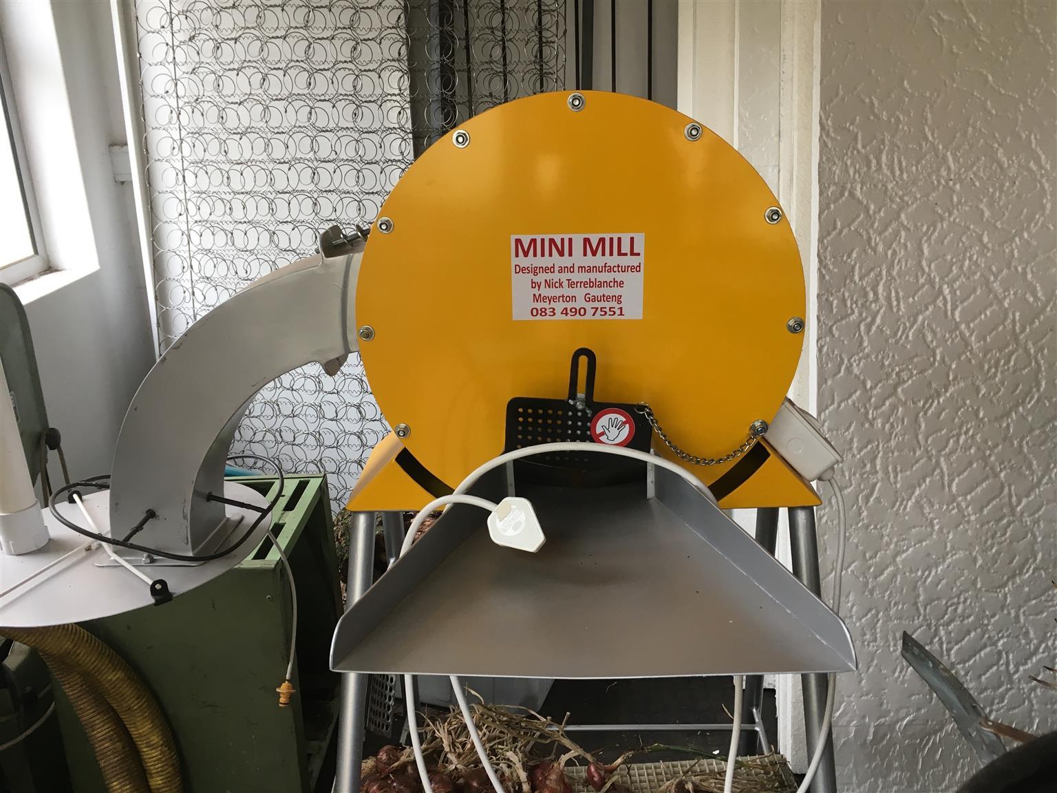 Hammermill (Minimill)