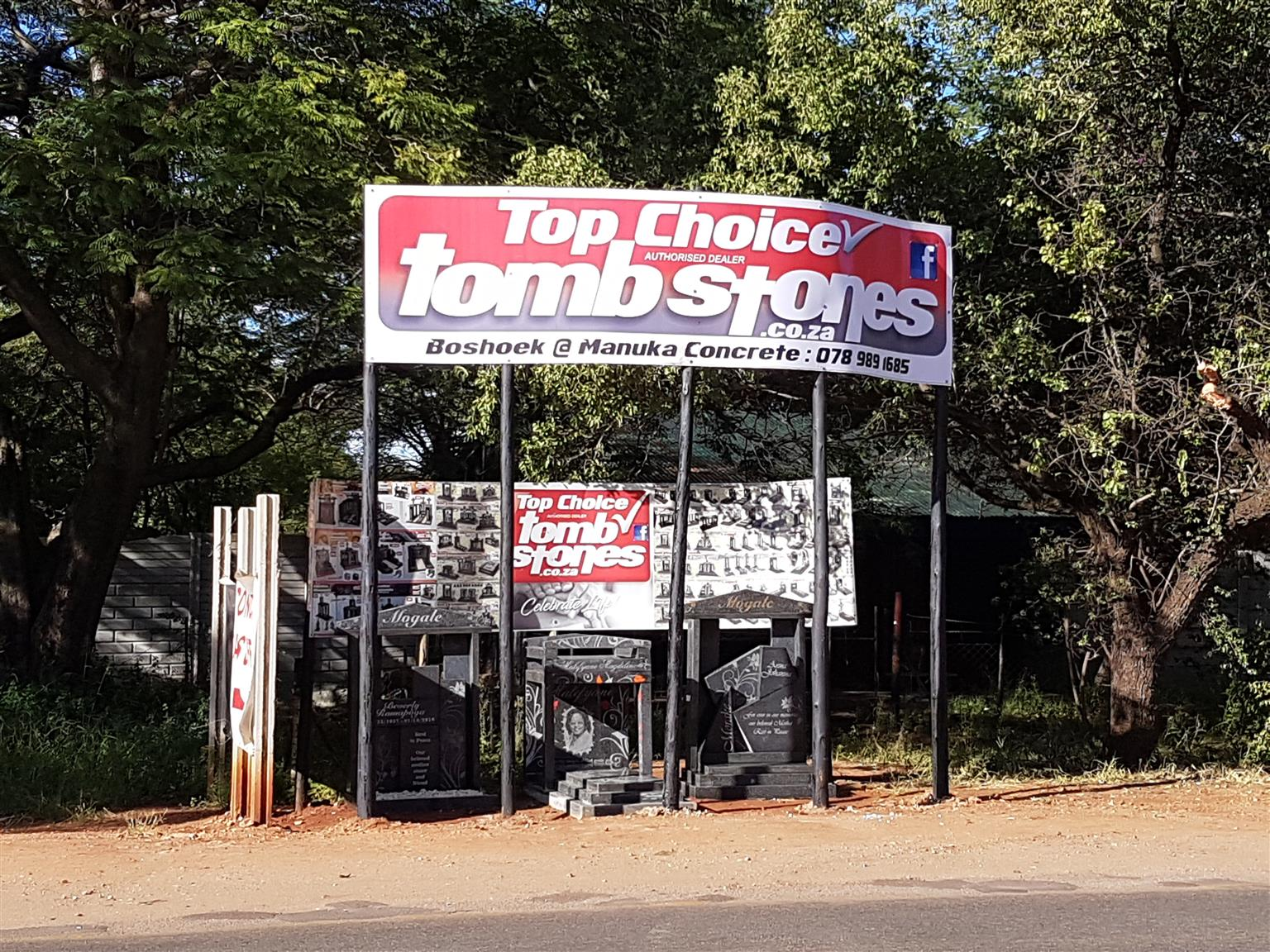 Tombstones franchise looking for free retail floor space in exchange for 30% profit on all sales
