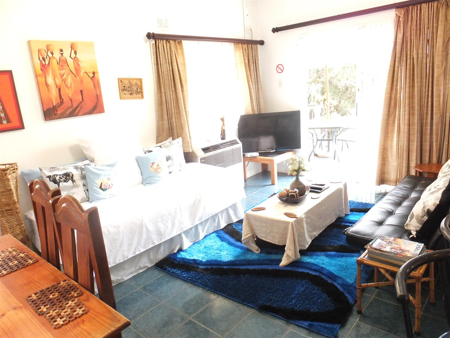 3 star bed and breakfast accommodation in Durban queensburgh