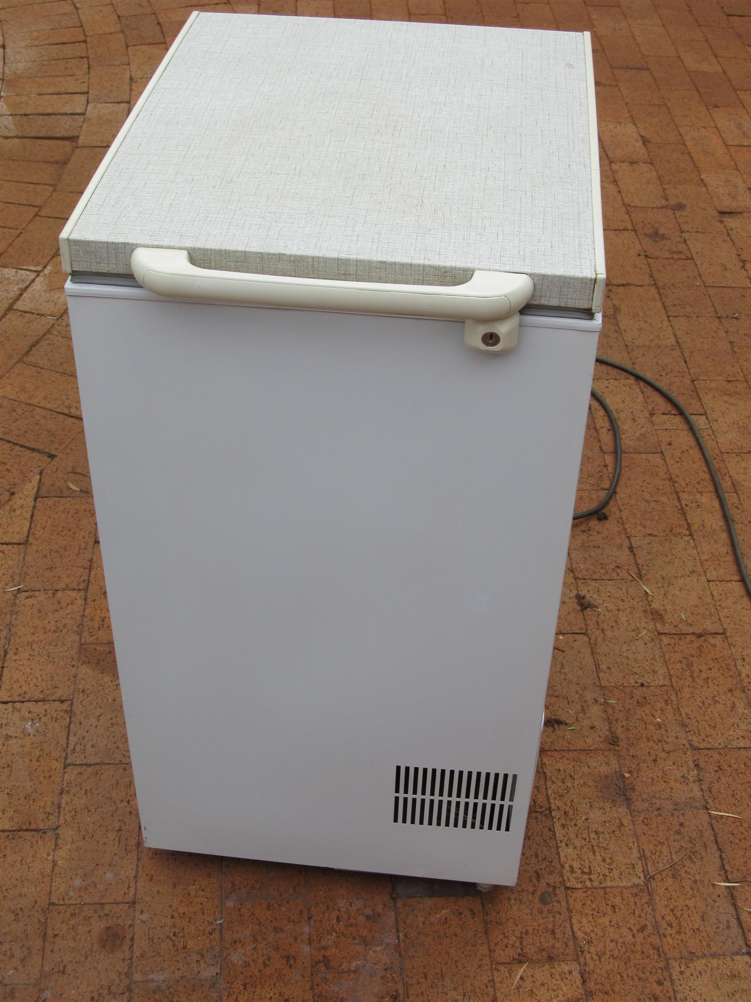 Fridge Master chest  freezer 110L