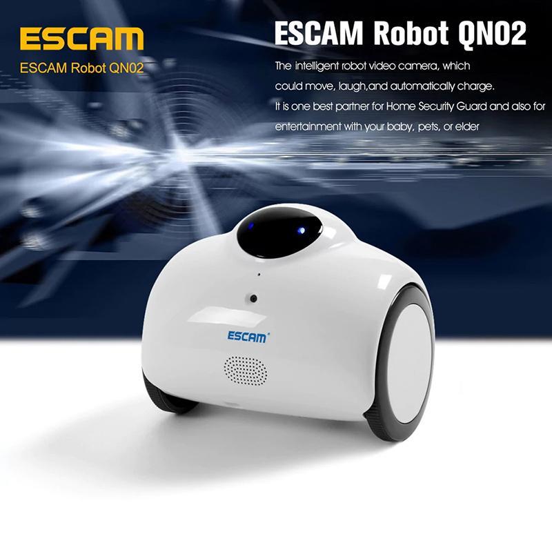 ESCAM QN02 WiFi Robot Camera