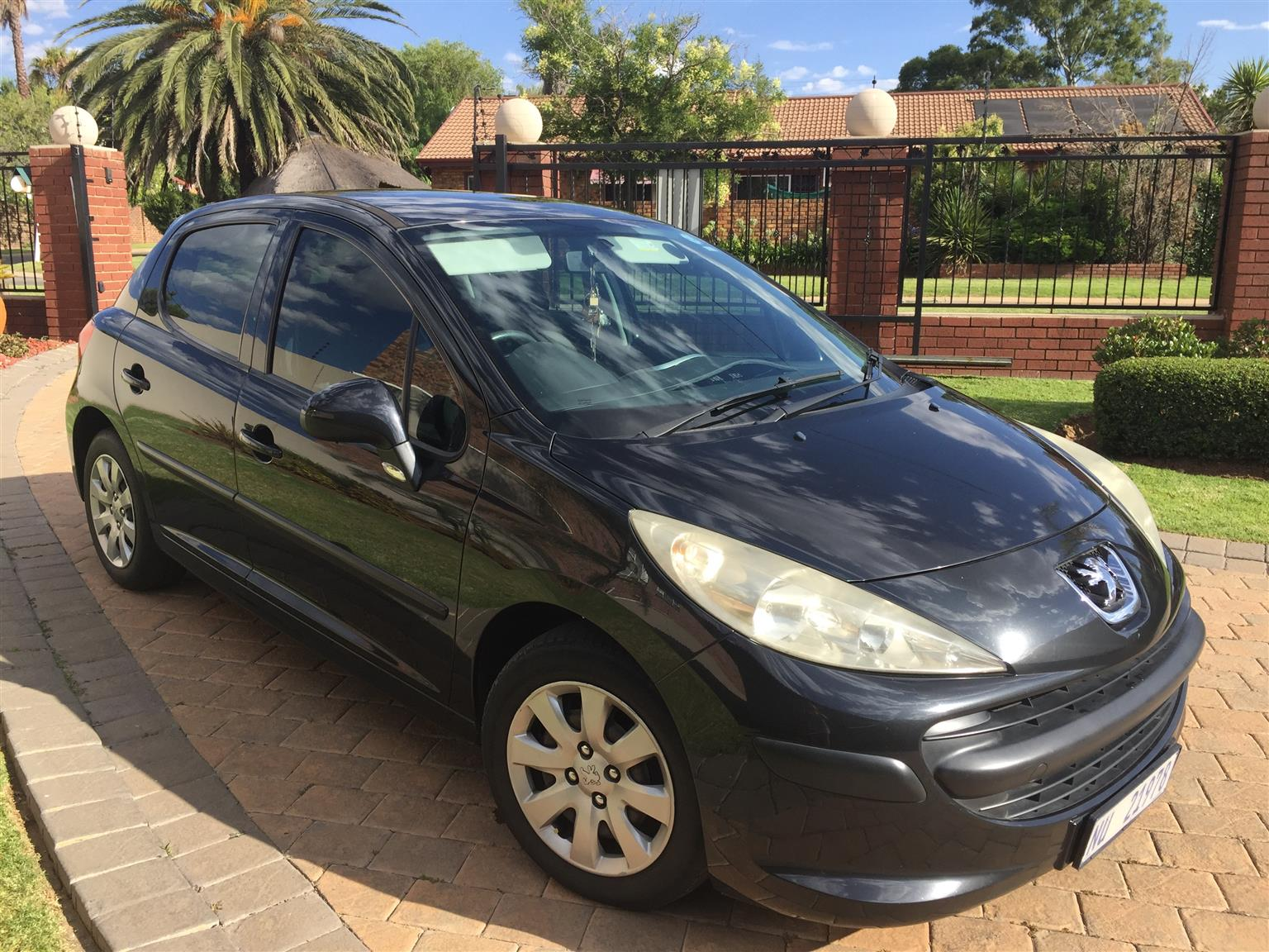 2007 Peugeot 207 1.4 5 door XR Plus