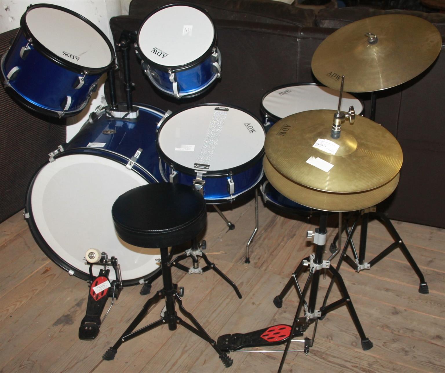 Drum set S026873a #Rosettenvillepawnshop