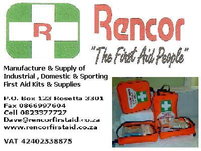 First Aid Products and Supplies in KwaZuluNatal