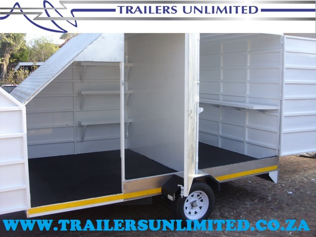 TRAILERS UNLIMITED GO CAR TRAILERS.