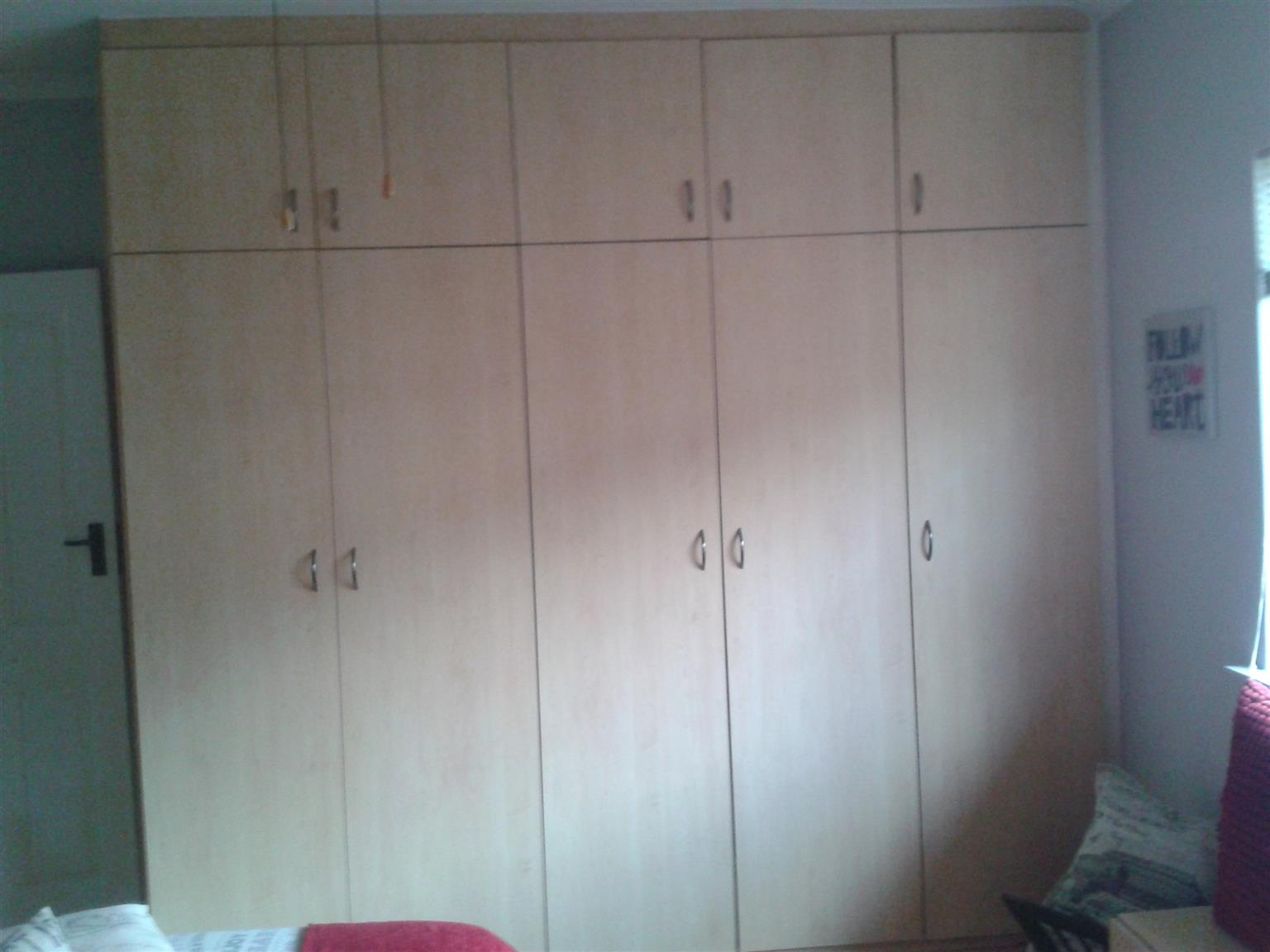 JANU – WORRY DISCOUNT!   WHY we DESIGN, SUPPLY & INSTALL built in CUPBOARDS?  @THE Y-men