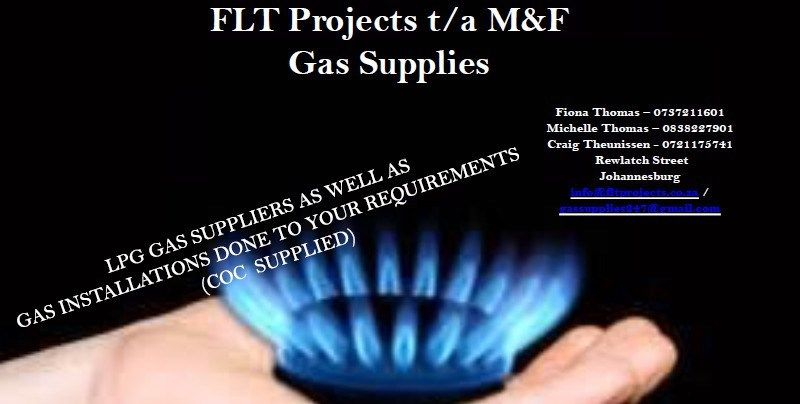 For all your GAS requirements