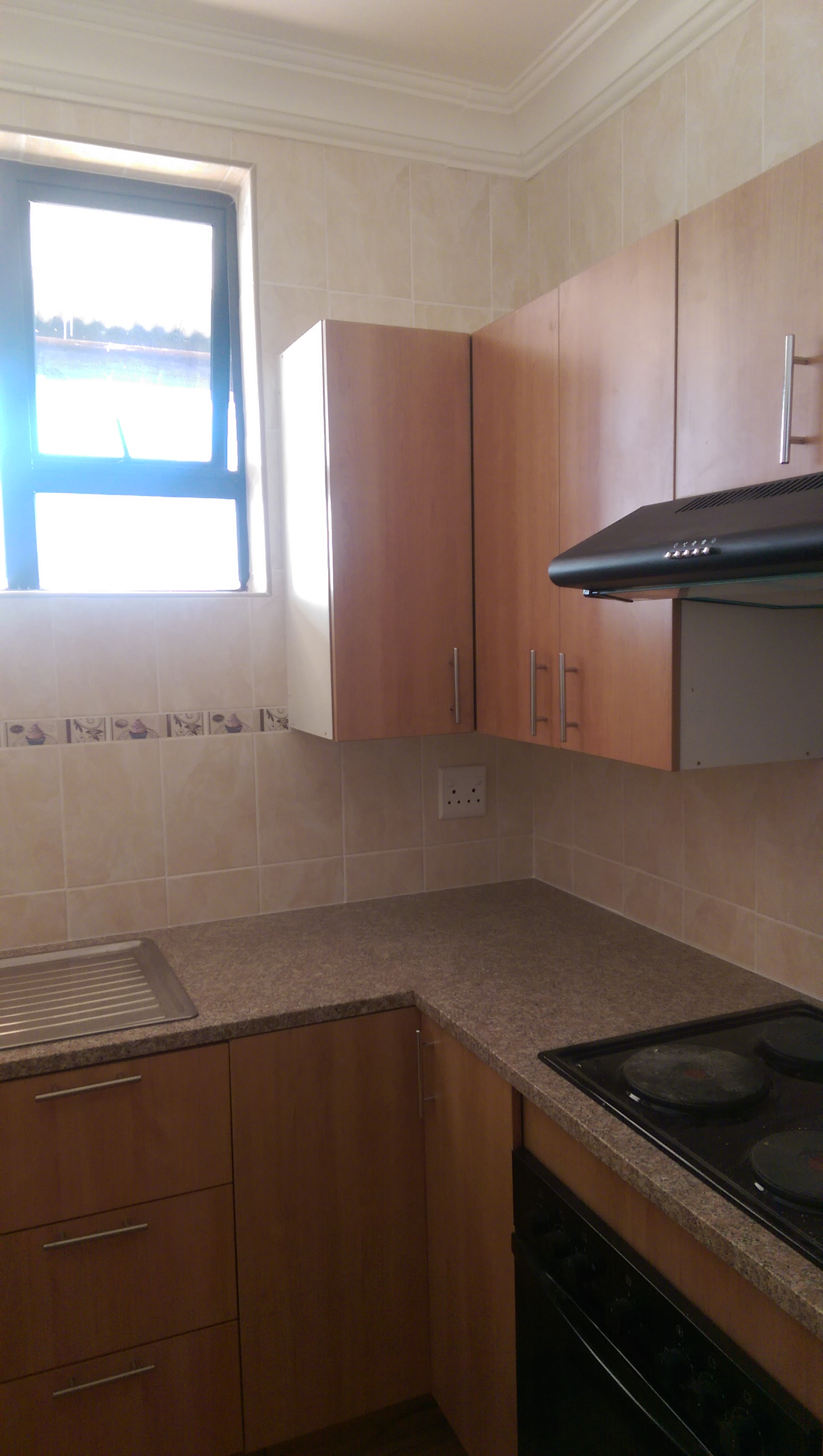 Upmarket 2 bed extra spacious flat to let