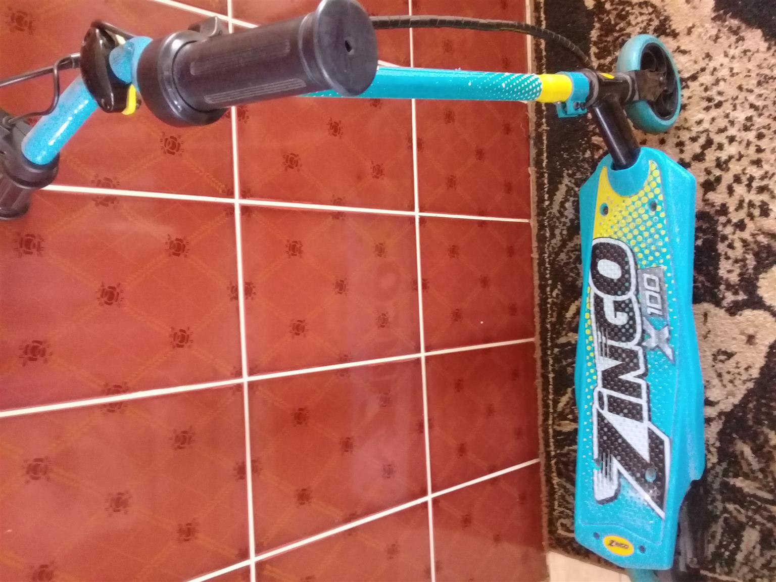 Zingo  X100