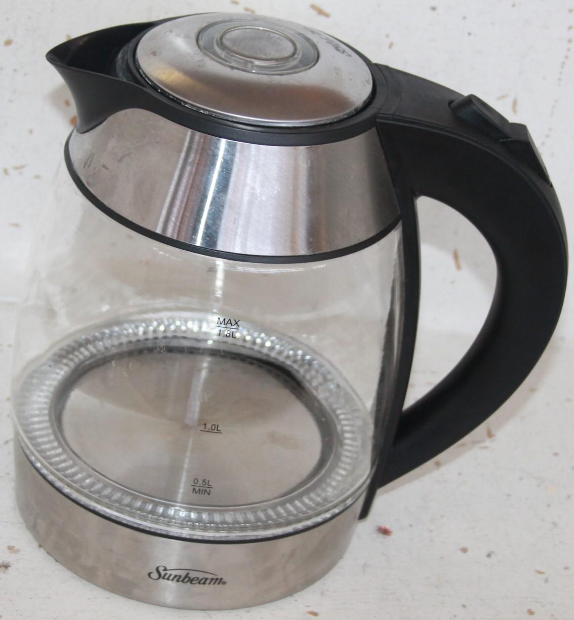 Sunbeam kettle S026771a #Rosettenvillepawnshop