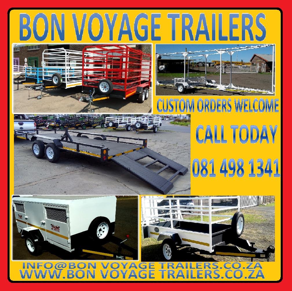Bon Voyage Trailers - custom orders welcome